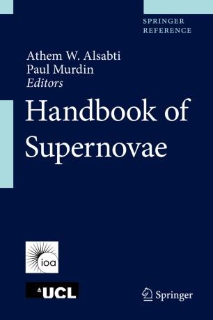 Handbook of Supernovae | SpringerLink