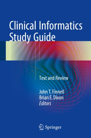 Clinical Informatics Study Guide : Text and Review
