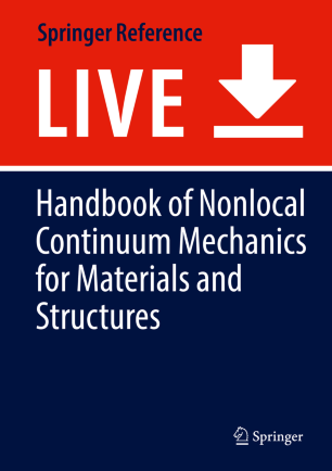Handbook of Nonlocal Continuum Mechanics for Materials and Structures