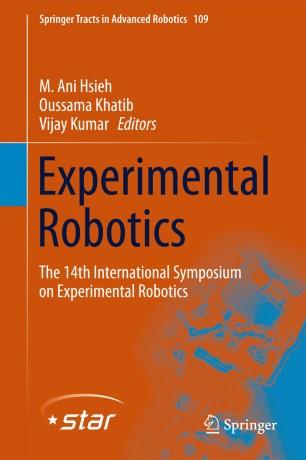 Experimental Robotics | SpringerLink