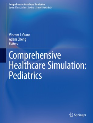 Comprehensive Healthcare Simulation: Pediatrics