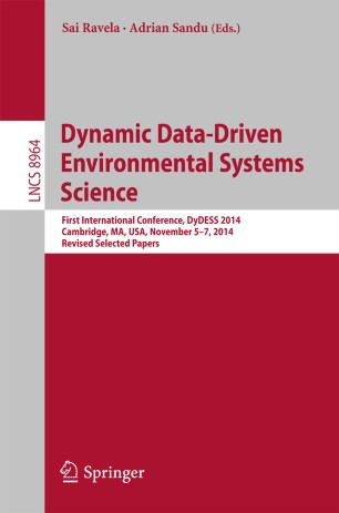 Dynamic Data-Driven Environmental Systems Science | SpringerLink