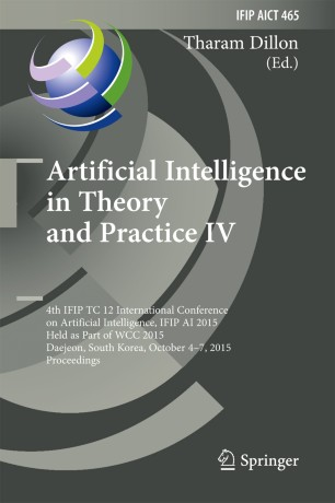 Artificial Intelligence in Theory and Practice IV