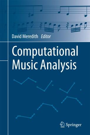 Computational Music Analysis :