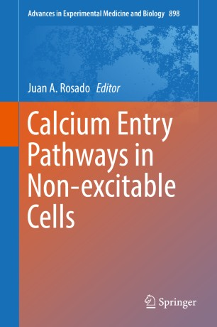 Calcium Entry Pathways in Non-excitable Cells