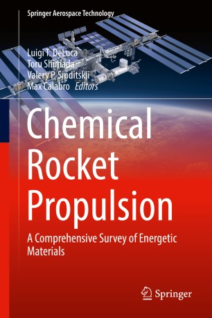 Chemical Rocket Propulsion Springerlink