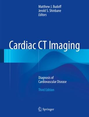 Cardiac CT Imaging   SpringerLink