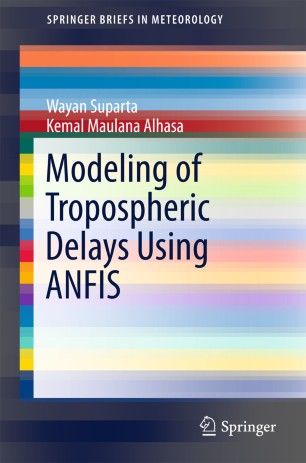 Modeling of Tropospheric Delays Using ANFIS