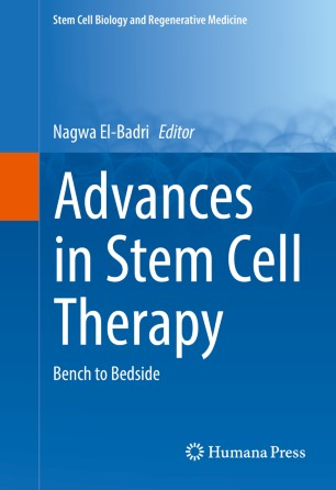 Advances in Stem Cell Therapy | SpringerLink