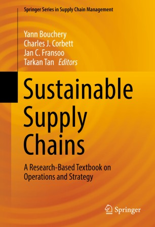 Sustainable supply chains springerlink fandeluxe Choice Image