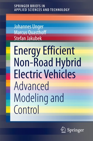 Energy Efficient Non-Road Hybrid Electric Vehicles