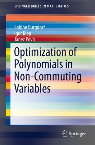 Optimization of Polynomials in Non-Commuting Variables