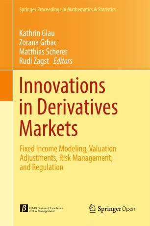 Innovations in Derivatives Markets