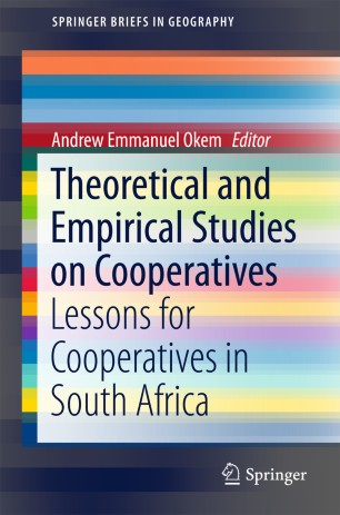 Theoretical and Empirical Studies on Cooperatives
