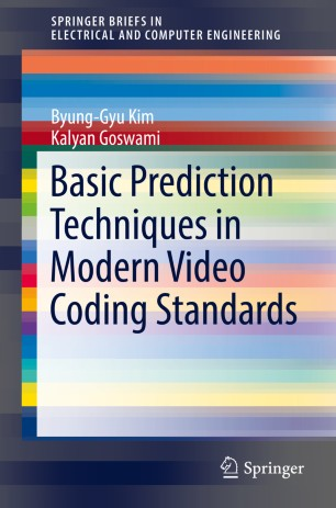 Basic Prediction Techniques in Modern Video Coding Standards