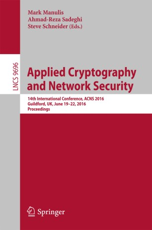 Applied Cryptography (20th ed.)