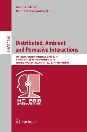Distributed Ambient And Pervasive Interactions Springerlink