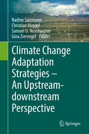 Climate Change Adaptation Strategies – An Upstream-downstream Perspective