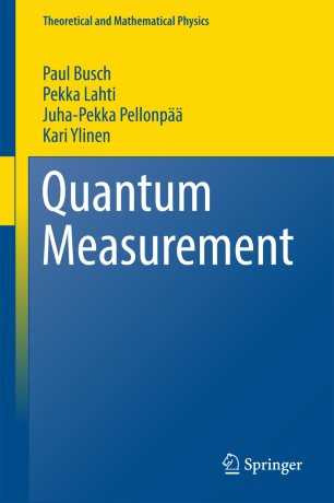 Quantum Measurement