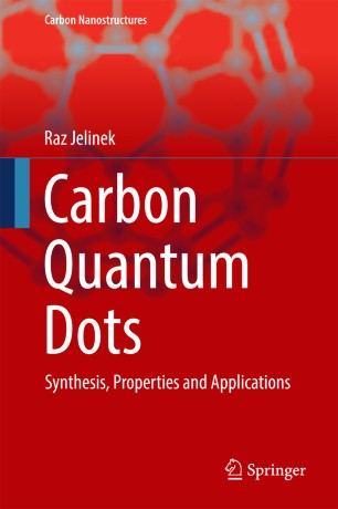 Carbon Quantum Dots : Synthesis, Properties and Applications