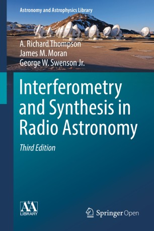 Interferometry and Synthesis in Radio Astronomy | SpringerLink