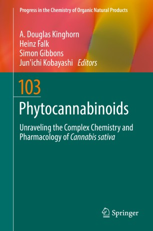 Phytocannabinoids : Unraveling the Complex Chemistry and Pharmacology of Cannabis sativa