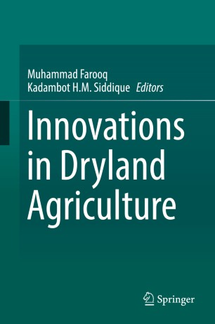 PDF) Problem and Solution for the Dryland Agriculture in