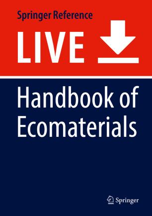 Handbook of Ecomaterials