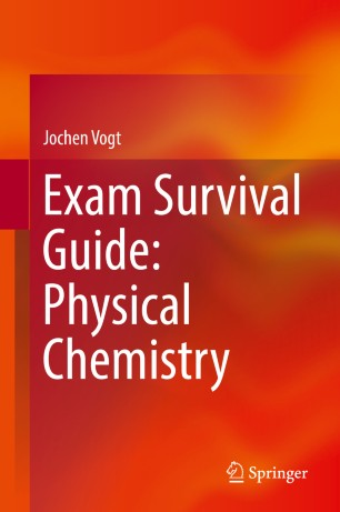 obálka Exam Survival Guide: Physical Chemistry