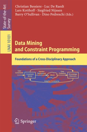 Data Mining and Constraint Programming