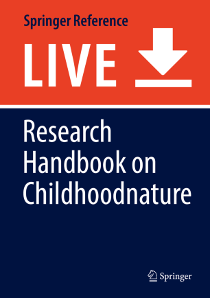 Research Handbook on Childhoodnature