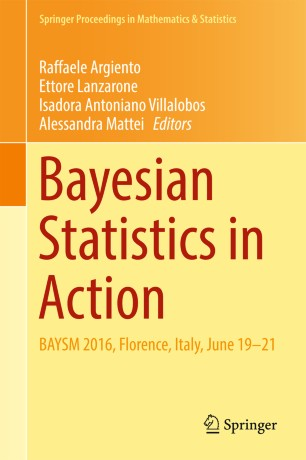 Bayesian Statistics in Action | SpringerLink