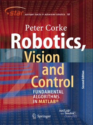 Front cover of Robotics, Vision and Control