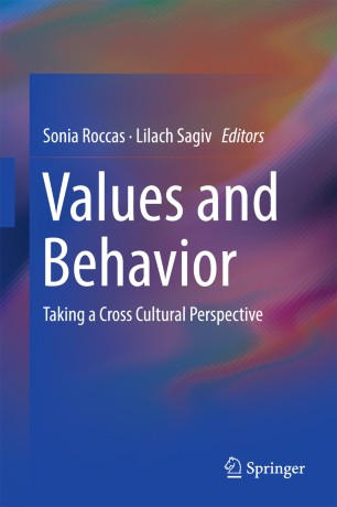 Values and Behavior