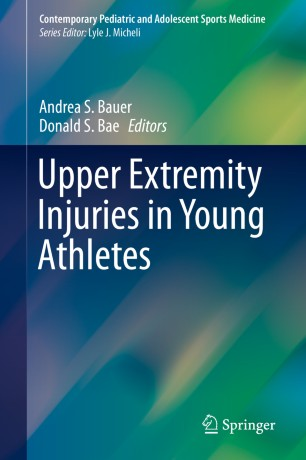 Upper Extremity Injuries Young Athletes 978-3-319-56651-1