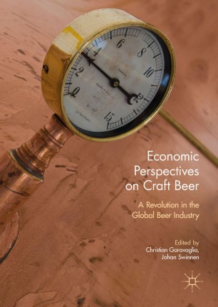 Image of ebook title Economic Perspectives on Craft Beer