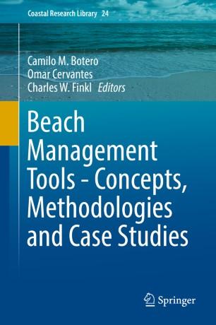 Beach Management Tools - Concepts, Methodologies and Case Studies