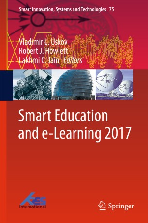 Smart Education and e-Learning 2017 :