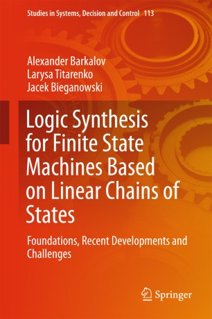 Logic Synthesis For Finite State Machines Based On Linear