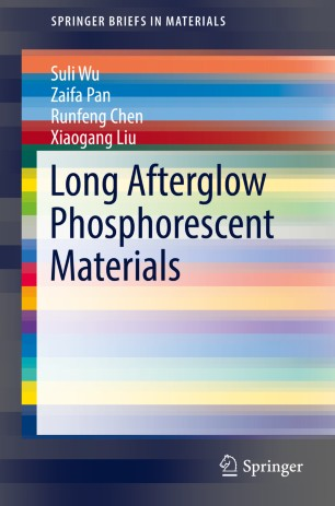 Long Afterglow Phosphorescent Materials