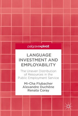 Language Investment and Employability : The Uneven Distribution of Resources in the Public Employment Service