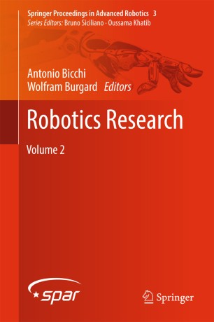 Robotics Research : Volume 2