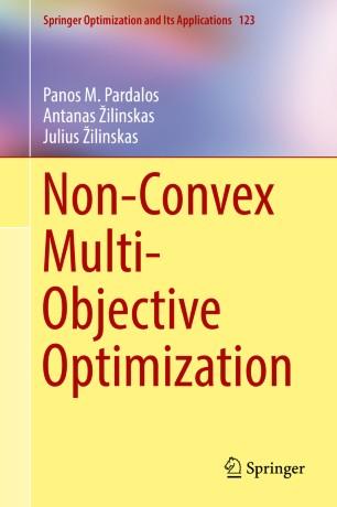 Non-Convex Multi-Objective Optimization