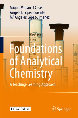 obálka Foundations of Analytical Chemistry