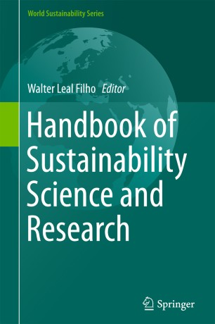 Handbook of Sustainability Science and Research :