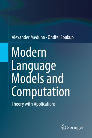 Modern Language Models and Computation