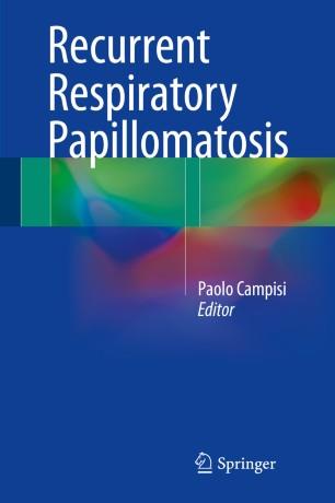 respiratory papillomatosis and cidofovir parazi i simptome