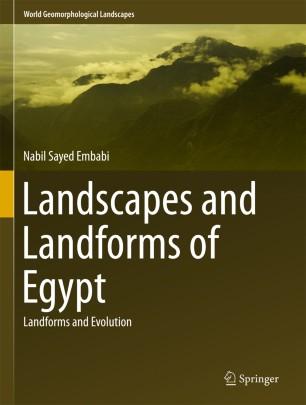 Landscapes and Landforms of Egypt : Landforms and Evolution