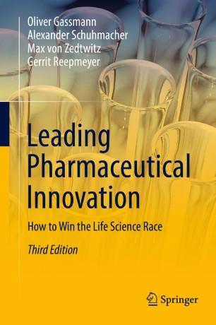 Leading Pharmaceutical Innovation 2018 978-3-319-66833-8