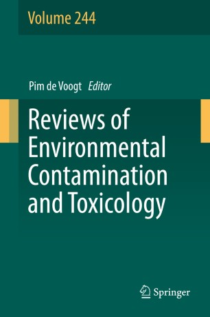 Reviews of Environmental Contamination and Toxicology Volume 244 :